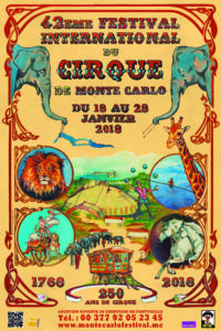 42ème festival International du Cirque de Monaco