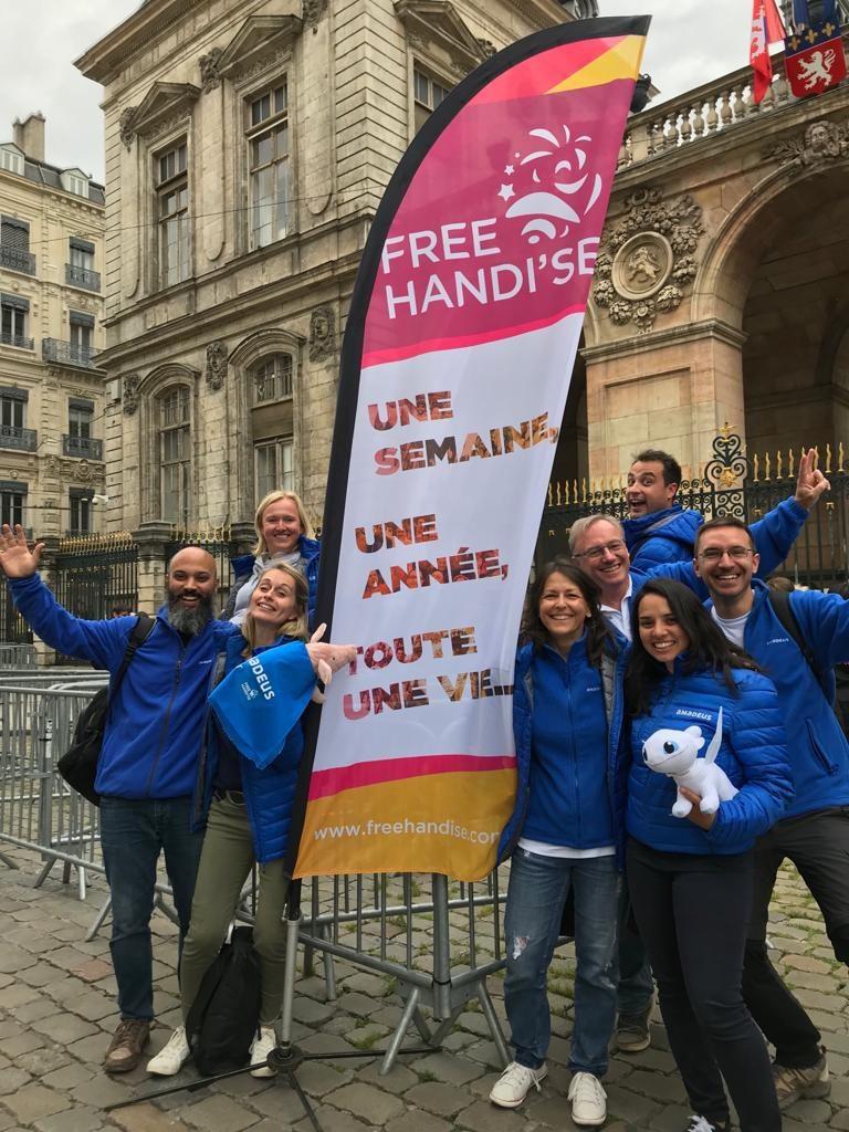 Free Handi'se Trophy 2019 - Amadeus